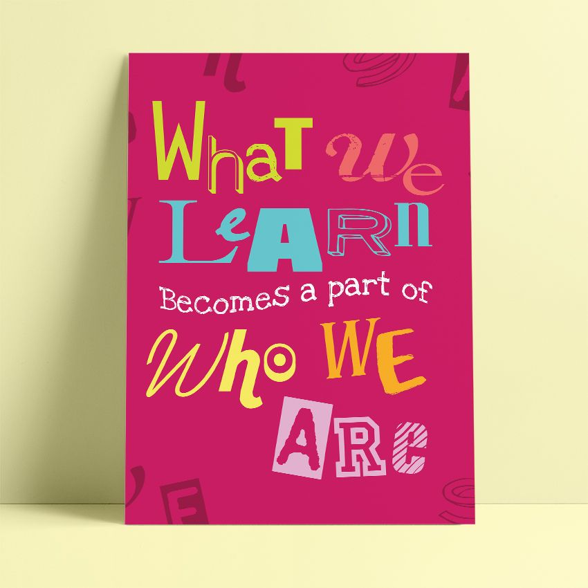 A part of who we are