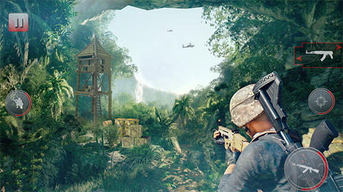 Sniper cover operation for Android Download APK free