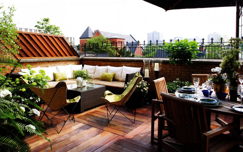 Yorkville Condos And Rooftop Terraces Condo Terraces