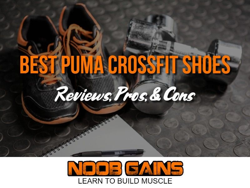 puma crossfit trainers