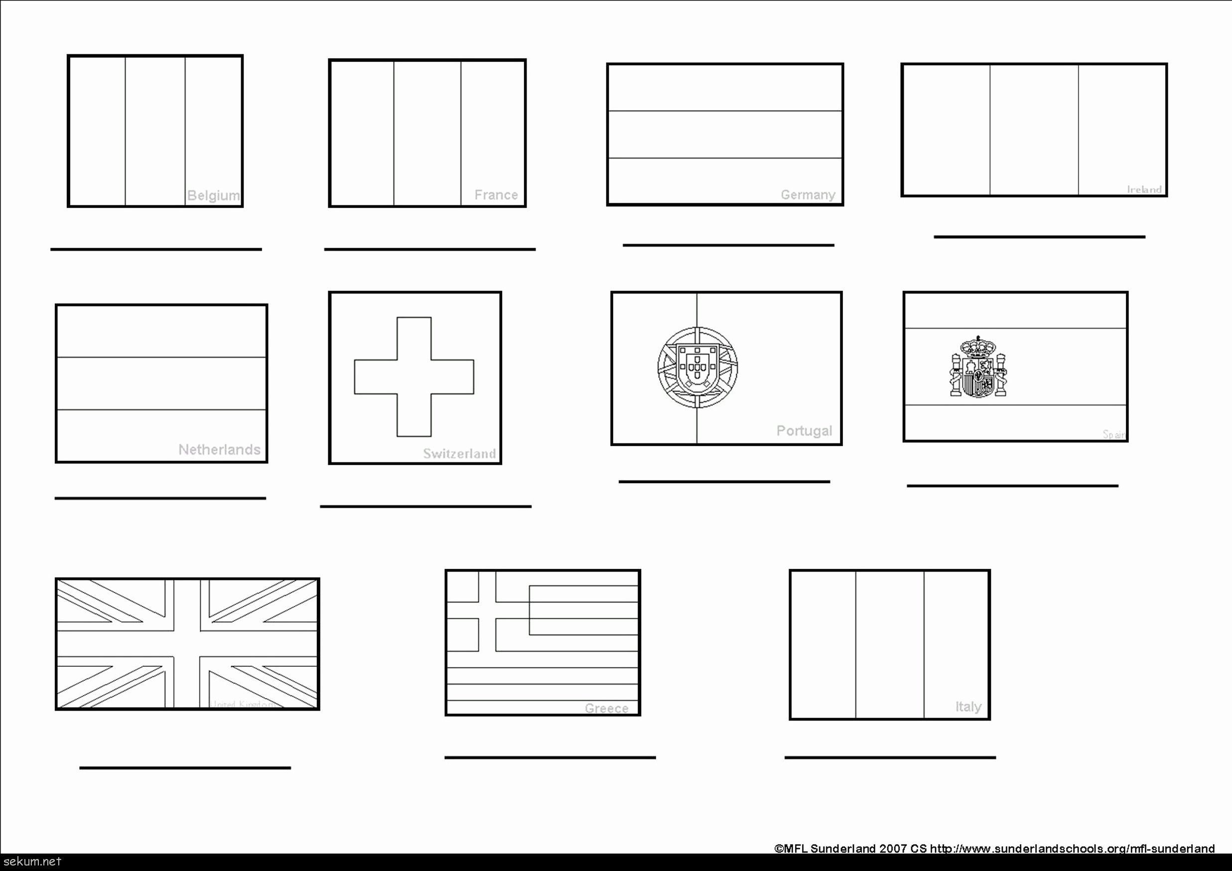 Spanish Flag Coloring Page New Spanish Flag Coloring Pages