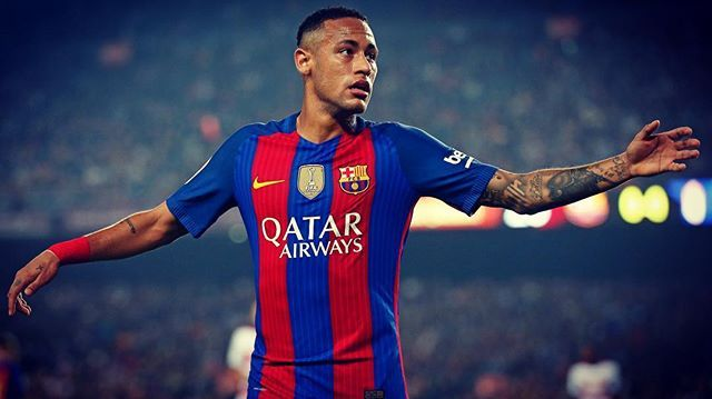 💪🔵🔴 @neymarjr  #FCBarcelona #ForçaBarça #igersFCB #photos #Neymar @fcbarcelona @neymarjr