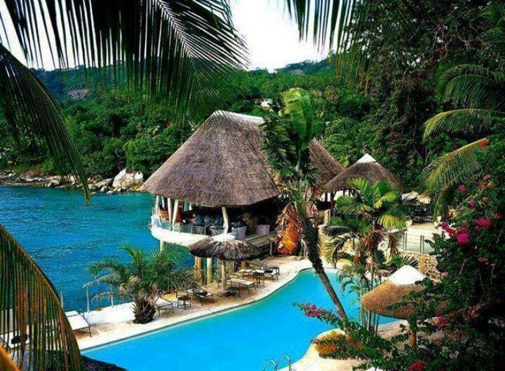 Mahe Island Seychelles