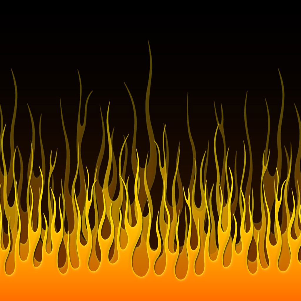 Fire iPad Wallpapers Fire drawing, Airbrush designs