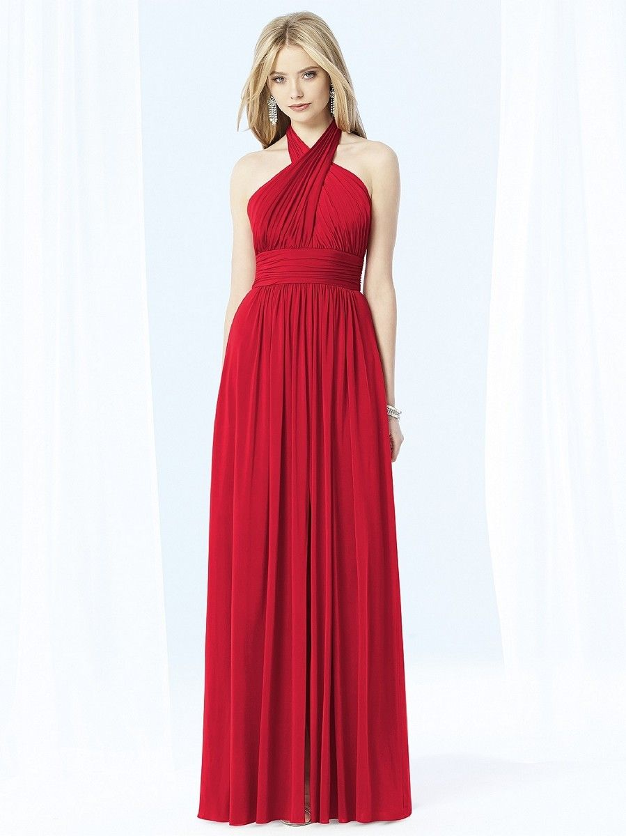 This ravishing halter neck dessy after six 6699 bridesmaid dress this ravishing halter neck dessy after six 6699 bridesmaid dress is fashioned from luxuriant maracaine jersey ombrellifo Gallery