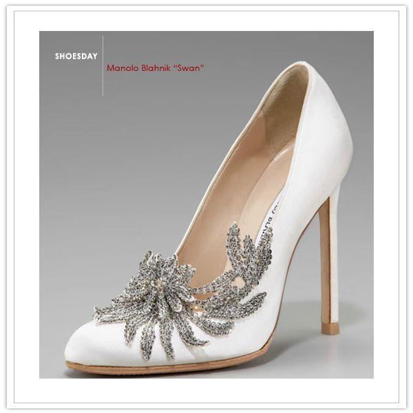 Bella's wedding shoe