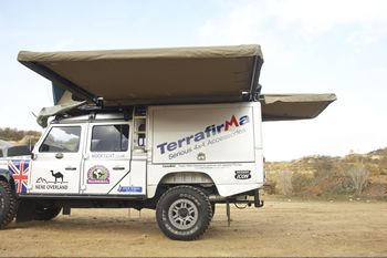 Nene Overland New and Used 4x4 Land Rover Defender 130 for sale