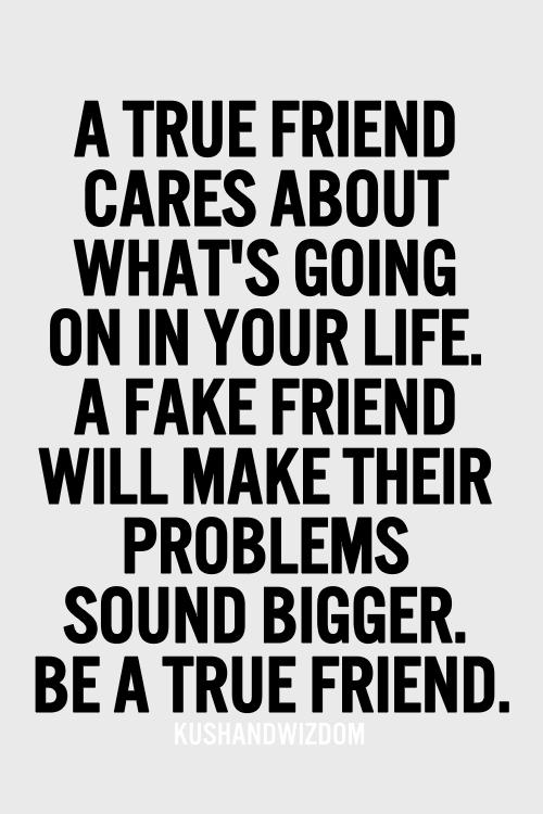 Quotes About Fake Friends Some People Can't Just Be There For You They Need To Make Their .