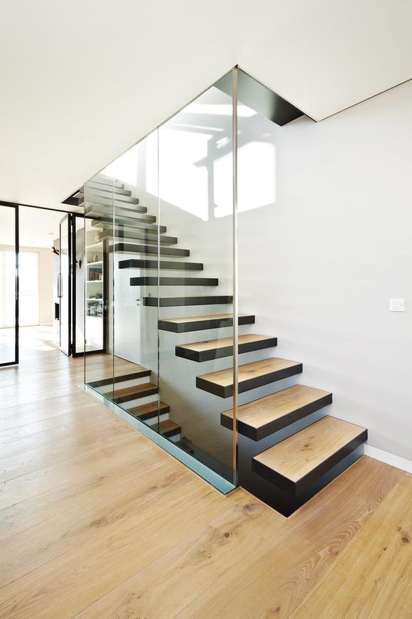 Auf Eiche Geht Es Sich Besser Stairs Staircase Design