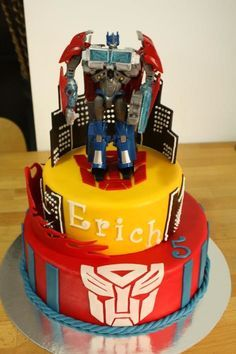 Image result for transformers new toys and cake at walmart for 7