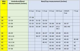 Imagini Pentru Bra Size Chart Bra Size Charts Bra Sizes Size Chart