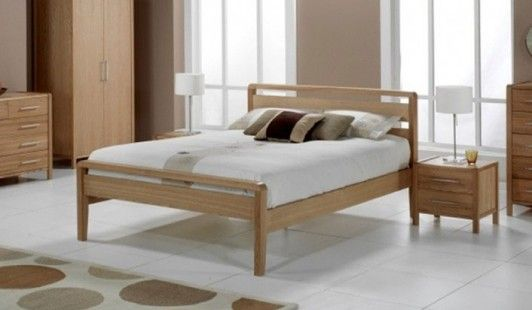 Hip Hop Wooden Bed Frame