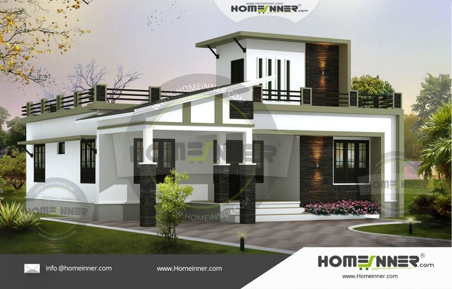 Lakshadweep 15 Lakh Low Cost Beautiful House In 2020 Single Floor House Design Free House Plans House Plans