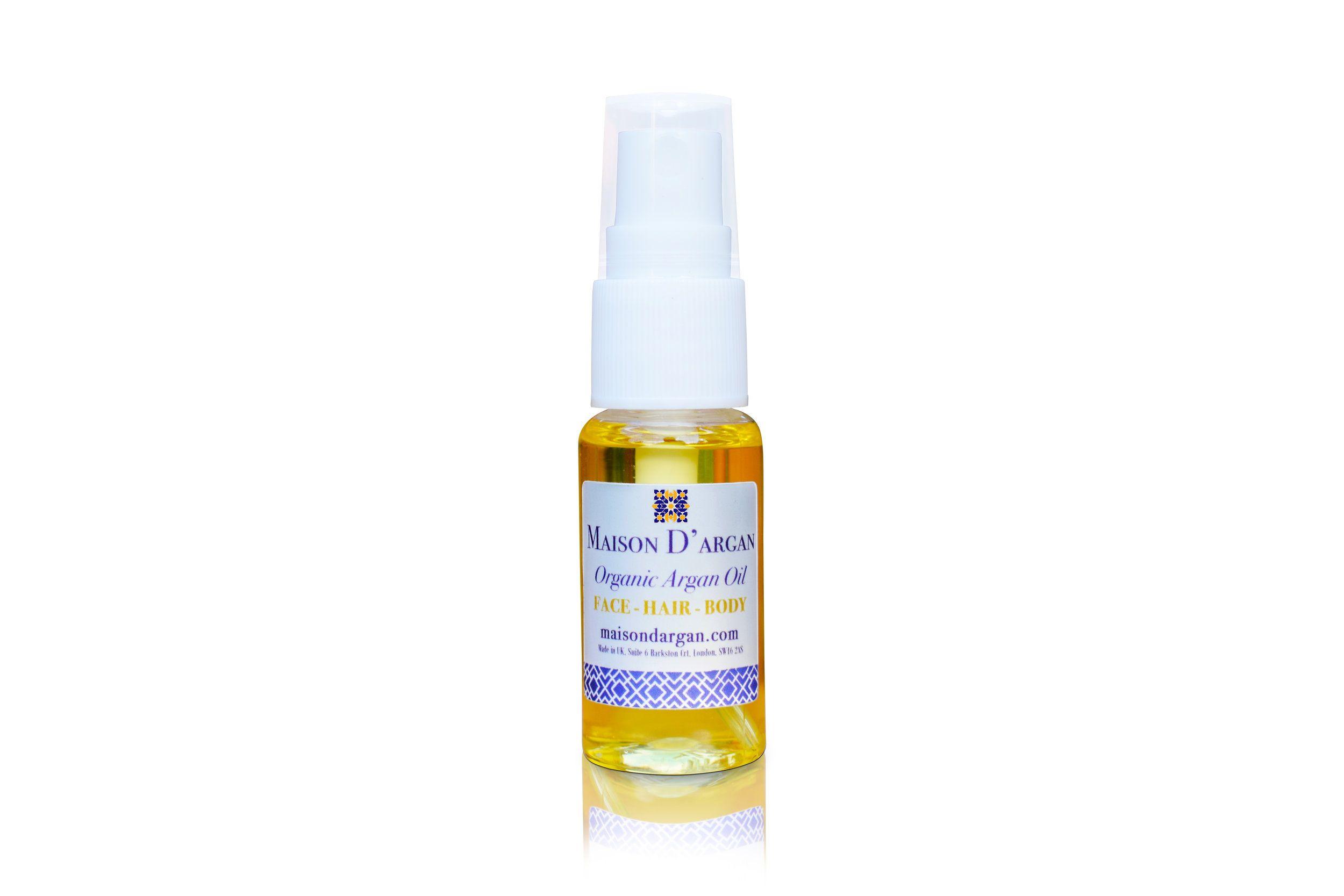 Organic Argan Oil 15ml Organic argan oil, Nourishing