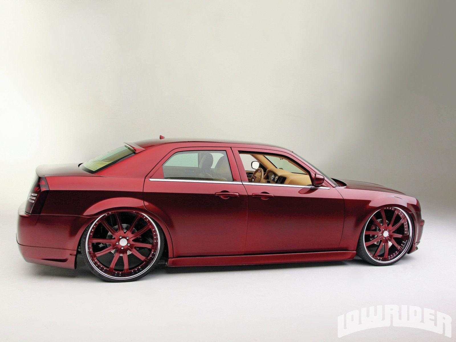 2008 Chrysler 300 Lowrider Magazine Chrysler 300