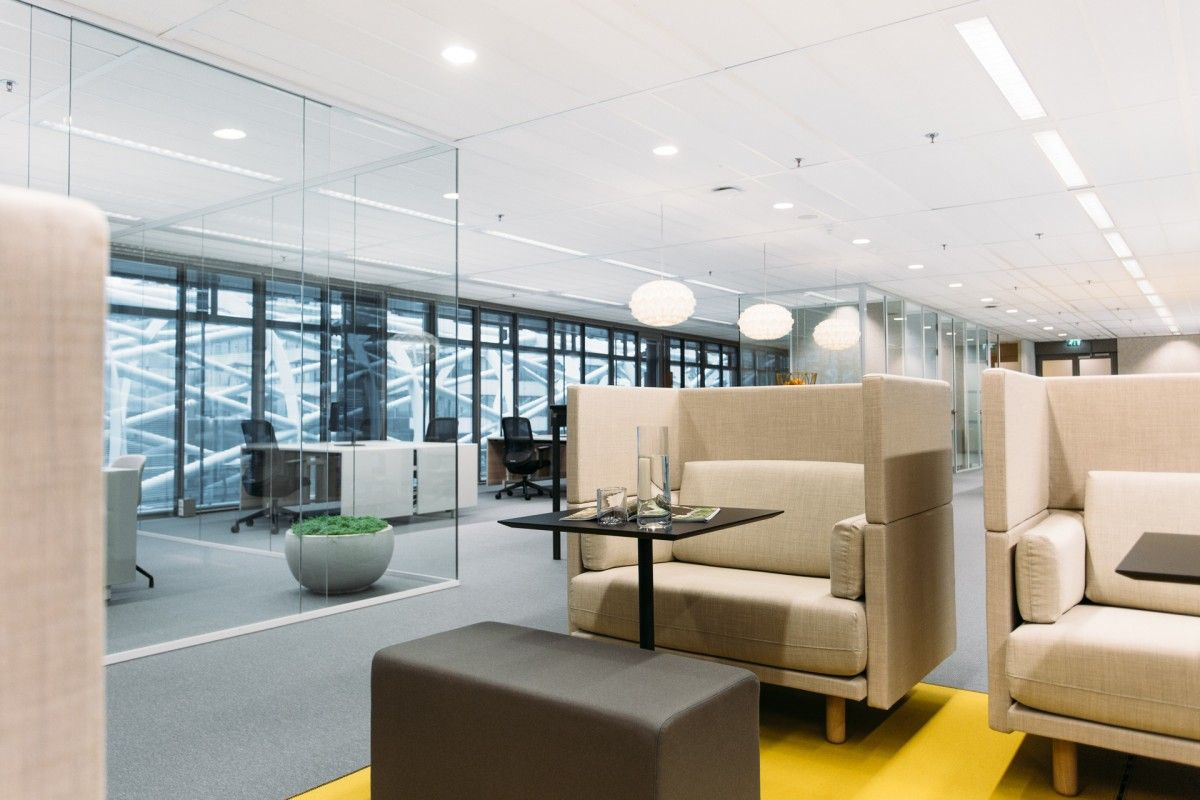 verbouwing en nieuw interieur WTC Toren C | atelier PRO | Office ...