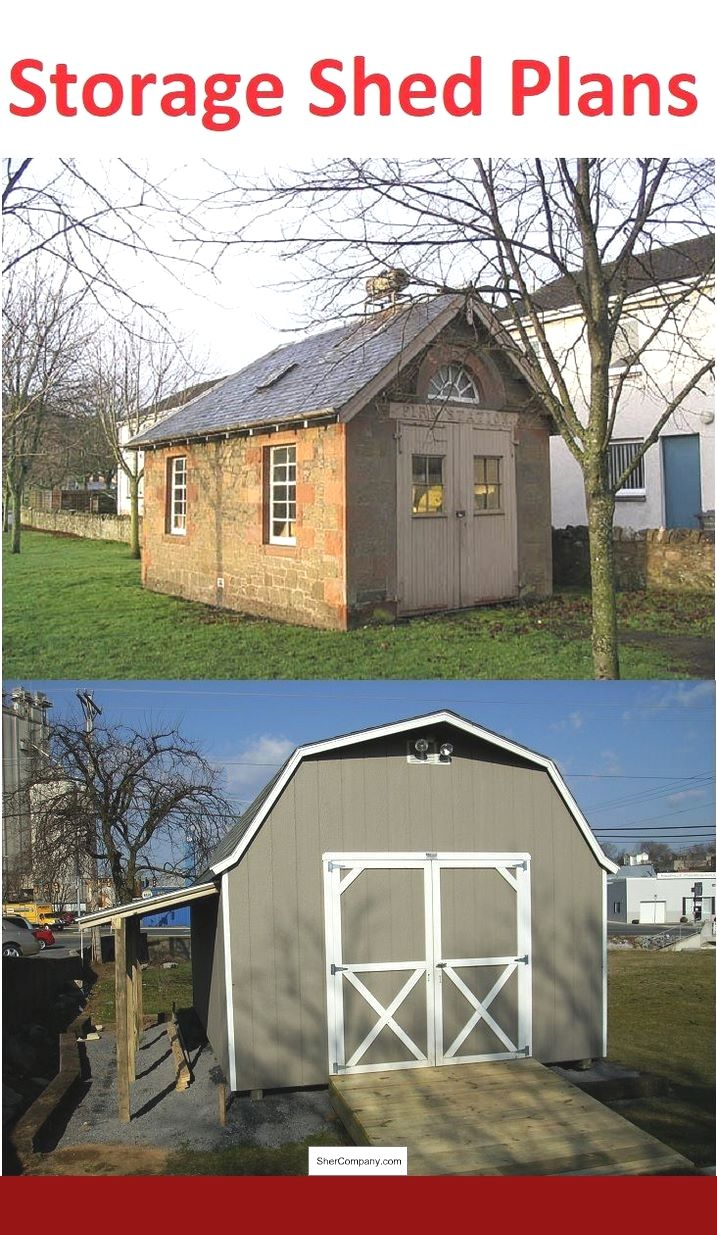 Best Garden Shed Plans And Pics Of Shed Accommodation Plans