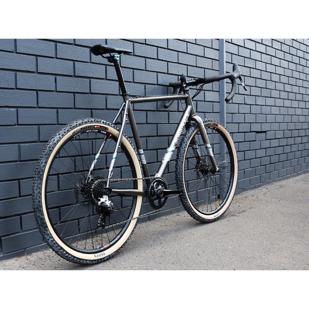 Jetnikoffthe New Bombtrackbicycleco Big Adventure Cx Bike The
