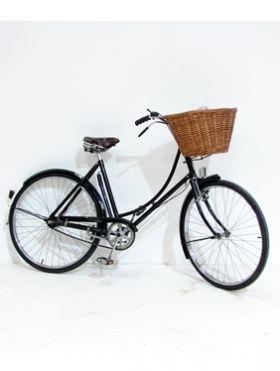 Vintage Black Bicycle With Basket Event Prop Hire Black Bicycle Bicycle Bicycle Fashion