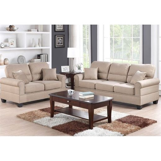 enjoy elegance with the comfort of this sofa set that features plush rh pinterest com