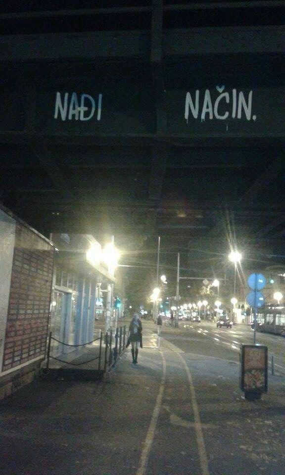 Zagreb Graffiti Quotes Serbian Quotes Kindness Quotes