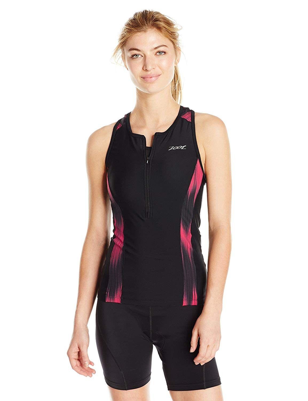 Womens Performance Tri Tank Top - Good Vibes - C812N5ISBXV - Sports & Fitness Clothing, Women, Shirt...