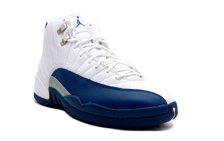 "765957c38f2470 Air Jordan 12 ""French Blue"" Retro 2016 Jordan Release Date  March 26 ..."
