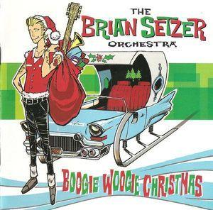 The Brian Setzer Orchestra Boogie Woogie Christmas At Discogs Boogie Woogie Christmas Music Orchestra