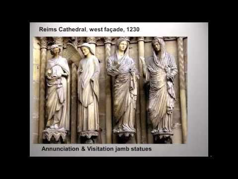 Mary McConnell's Christian art 3b, change over time - YouTube