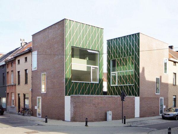 Puls architecten architectuur hedendaags pinterest for Hedendaagse architecten