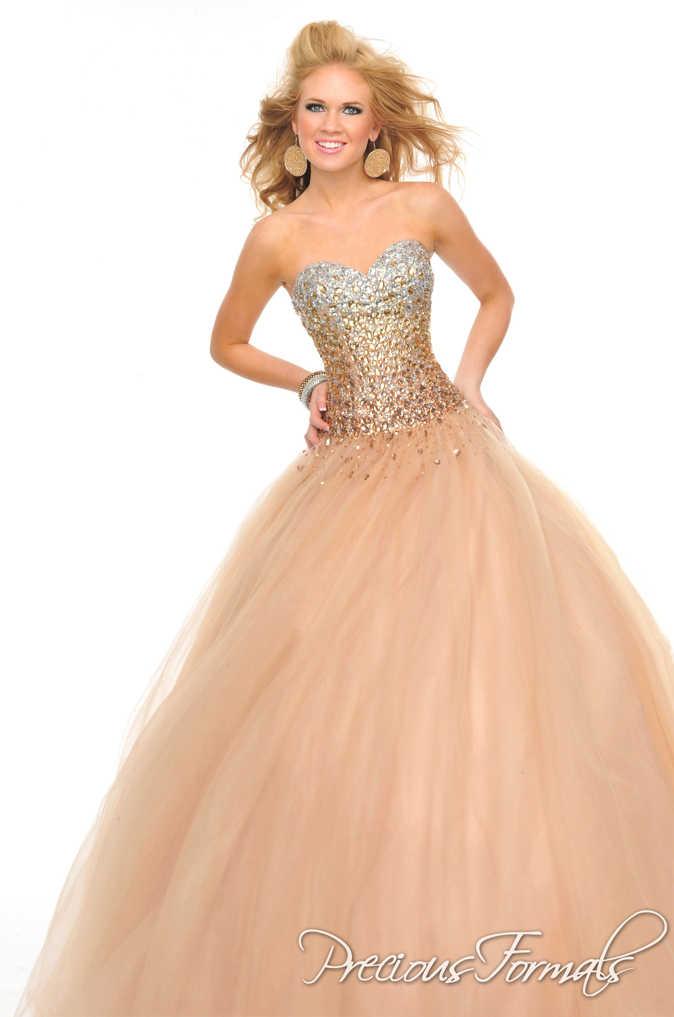 O in nude precious formals prom dresses pinterest nude