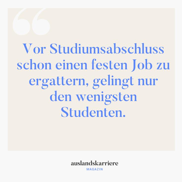 Studiumsabschluss