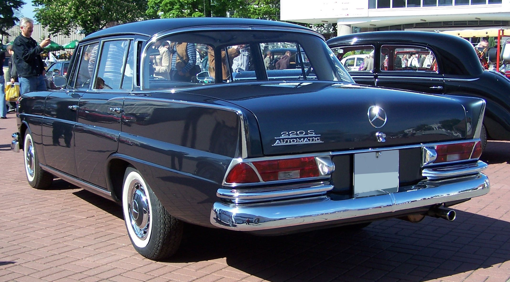 1964 mercedes 220s - Google Search | My favorite cars - 1960\'s ...
