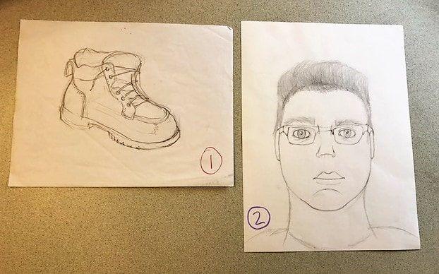 Contour Drawing - Art|TRa