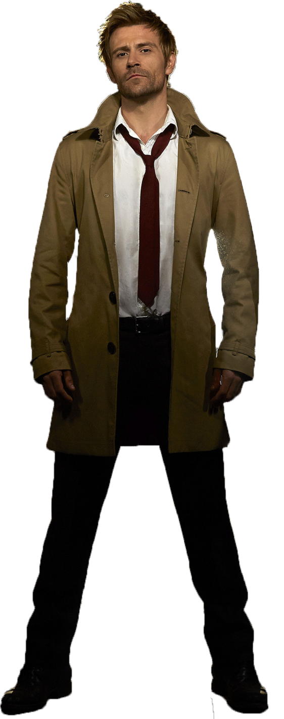 Constantine In Transparent Background By Gasa979 Constantine Constantine Tv Show Classic Film Noir