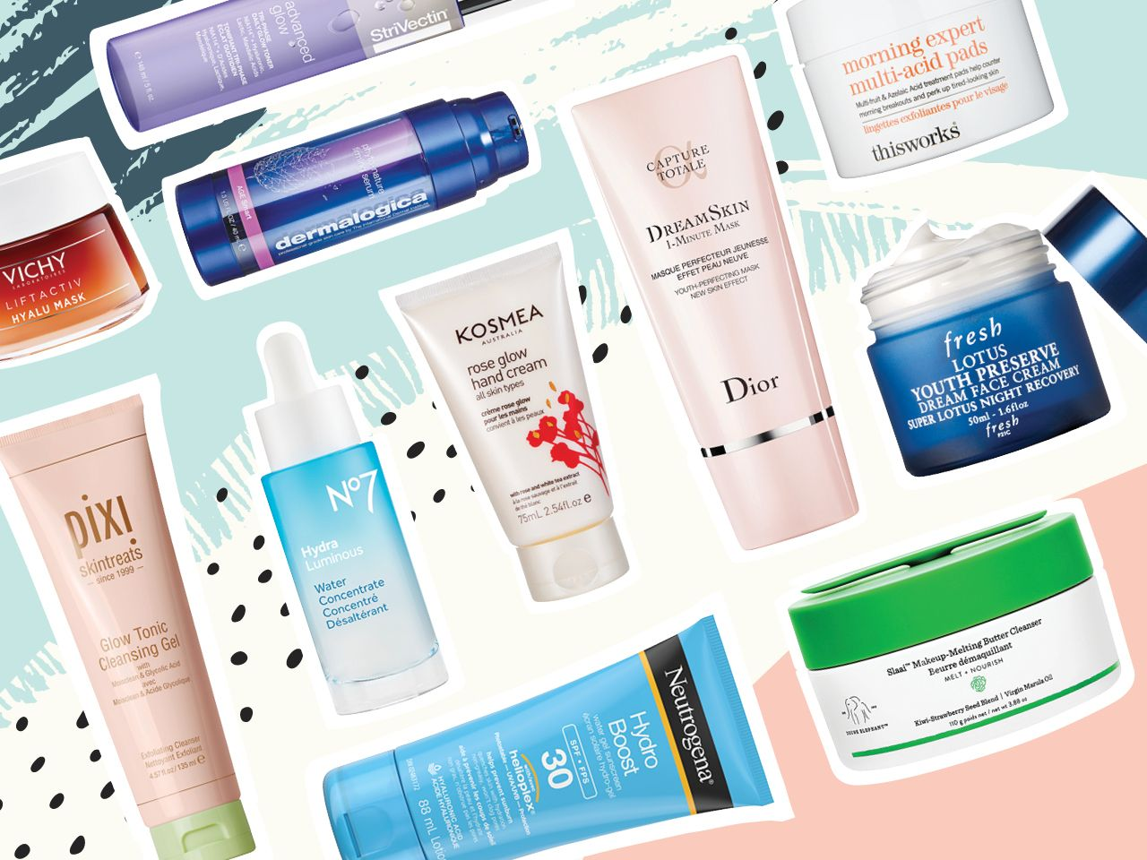 The Best Skincare Products Of The Year Best Skincare Products
