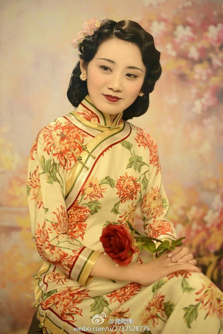 Pin by Beautyseeker on Qipao China culture, Old shanghai