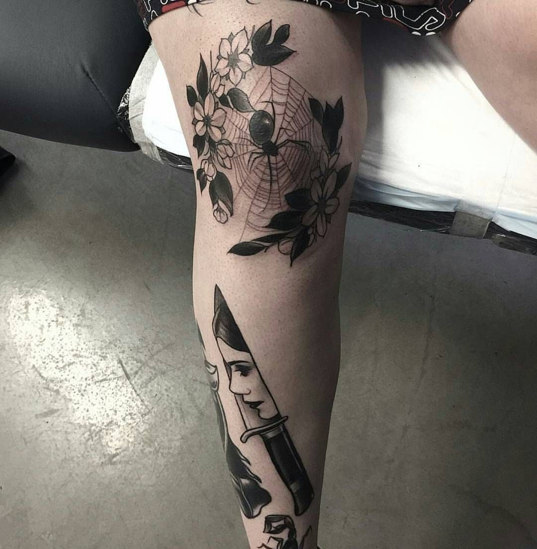 18++ Astonishing Spider tattoo meaning in english image ideas