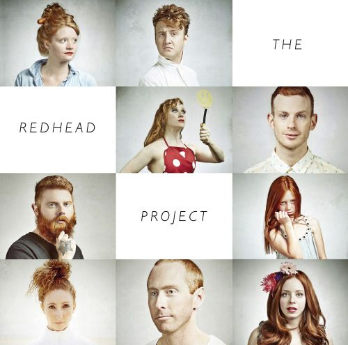 redhead-project:  The Redhead Project: Portraits of natural redheads