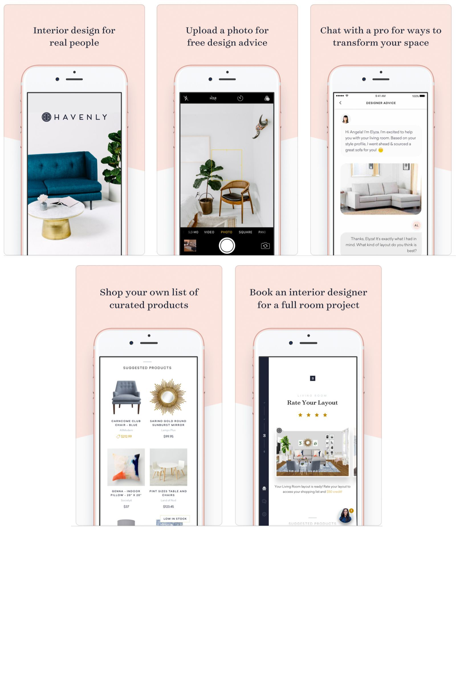 These Interior Design Apps Will Revolutionize Your Next Redo