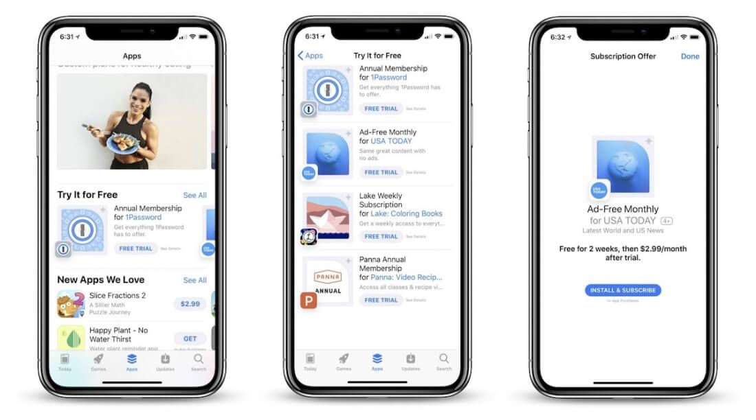 Try before you buy New App Store section highlights apps
