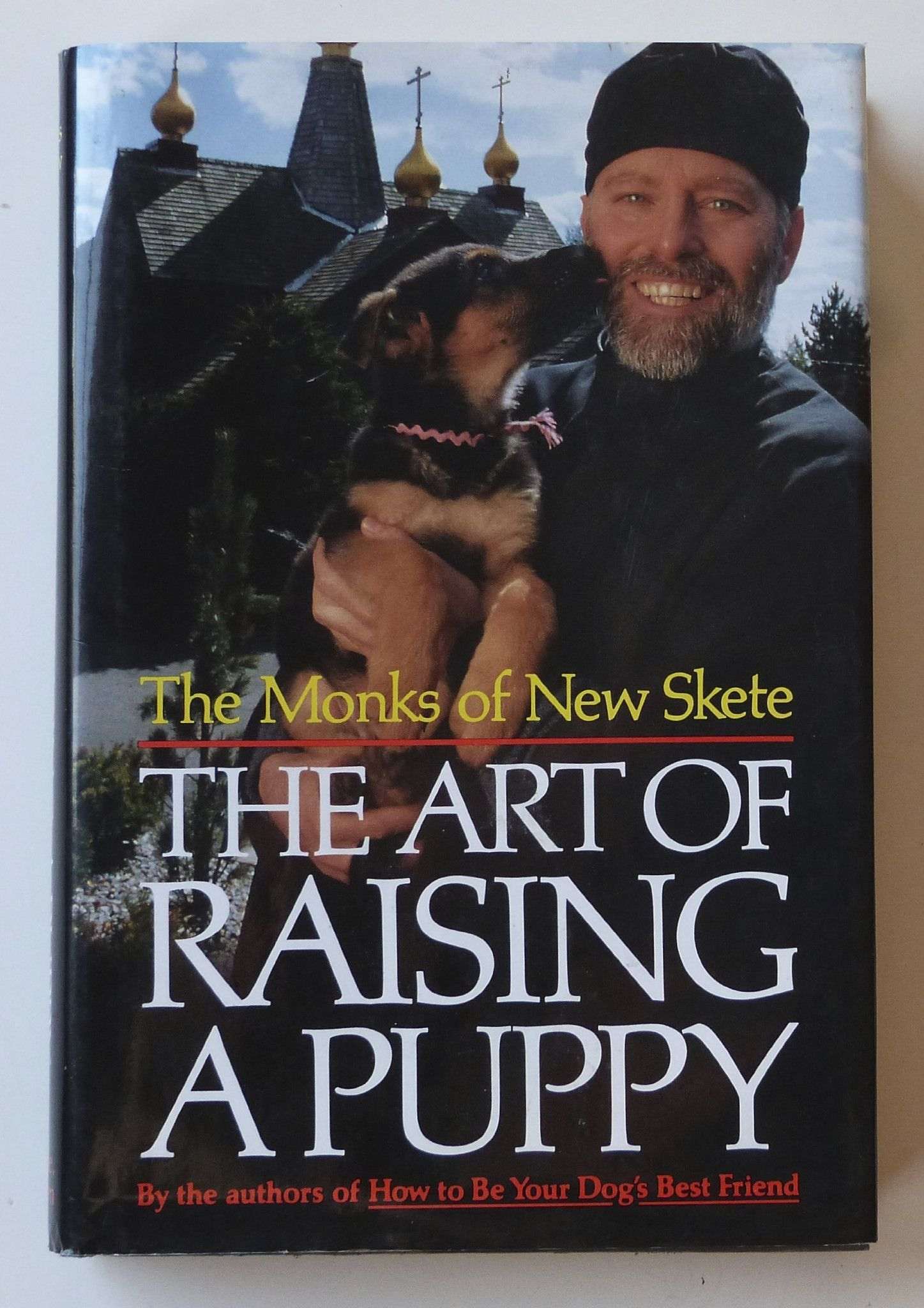 The Art Of Raising A Puppy First Edition Dog Training Books Dog