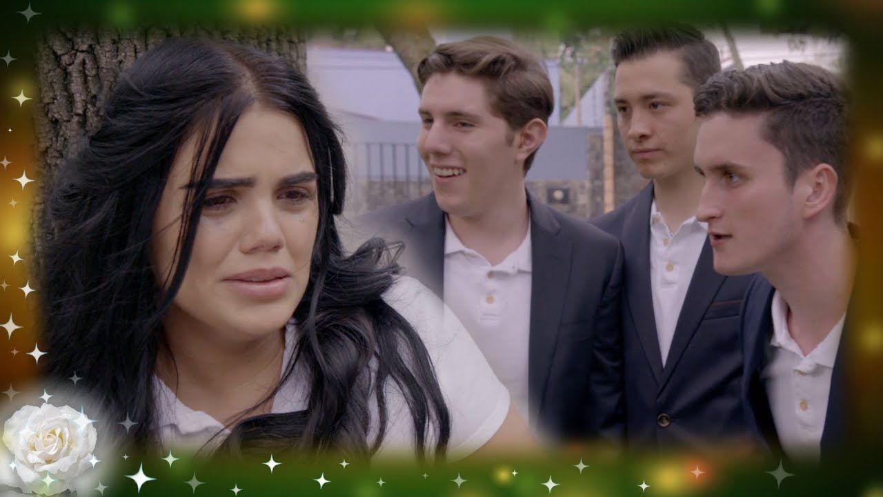 La Rosa De Guadalupe Ambar Victima De David Y Sus Amigos