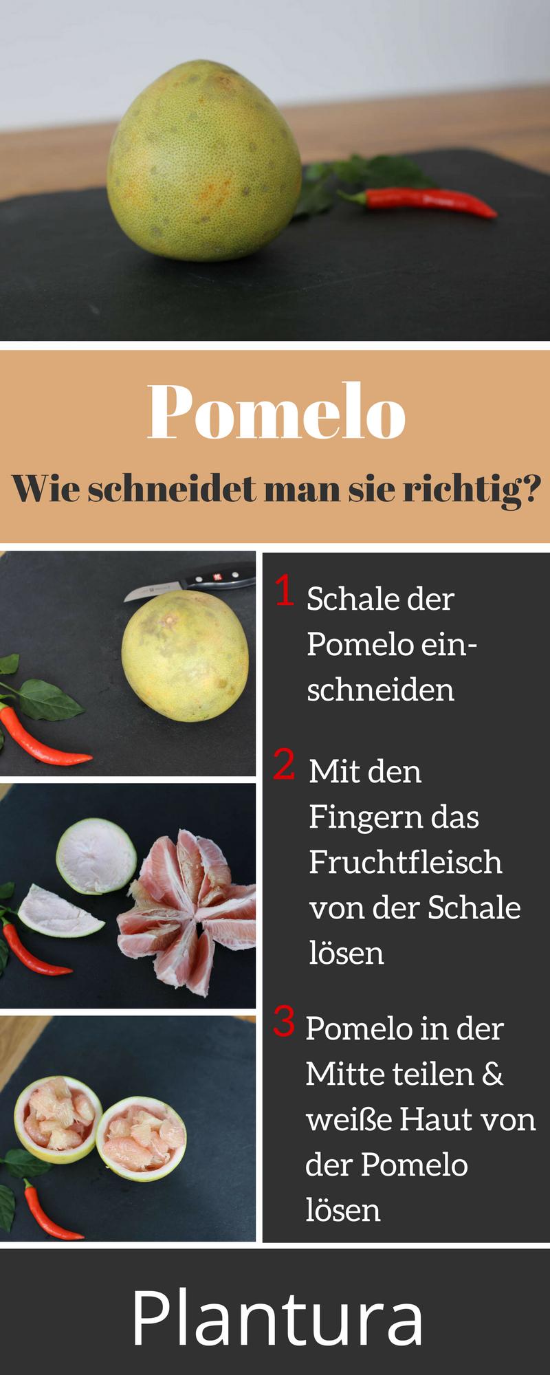 Pomelo: Wie gesund ist die Tropenfrucht wirklich?