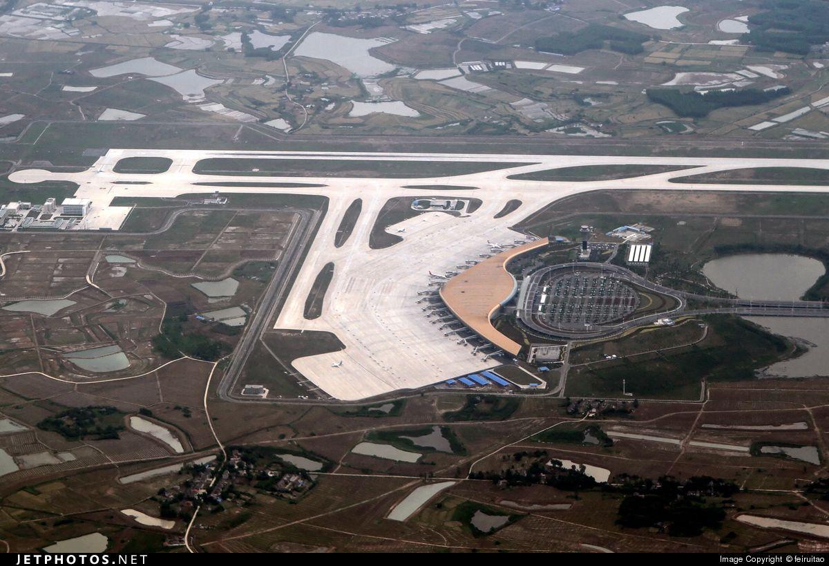 Hefei Xinqiao International Airport Airport Airports Terminal Hefei