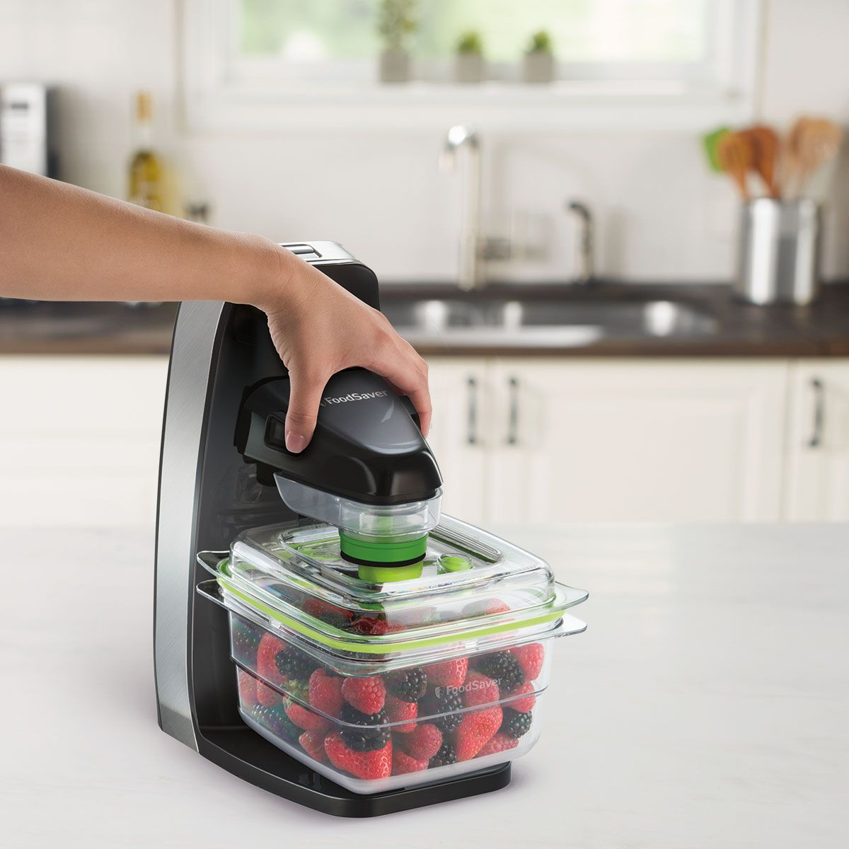 How To Freeze Blueberries With Foodsaver