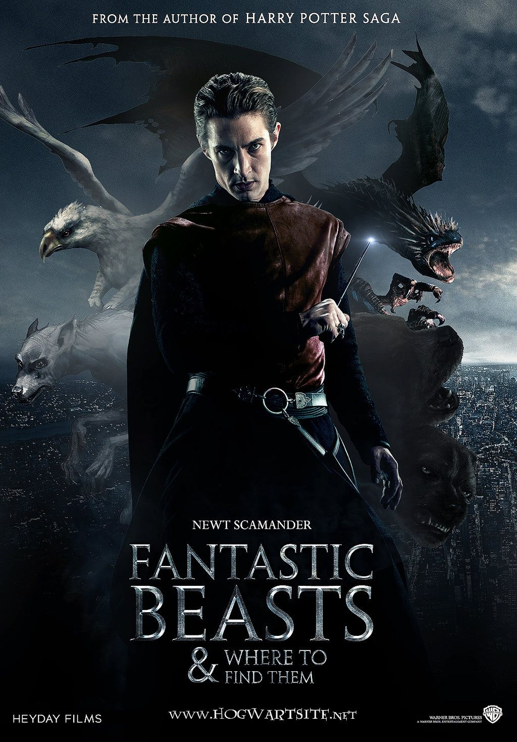 free movie fantastic beasts and where to find them