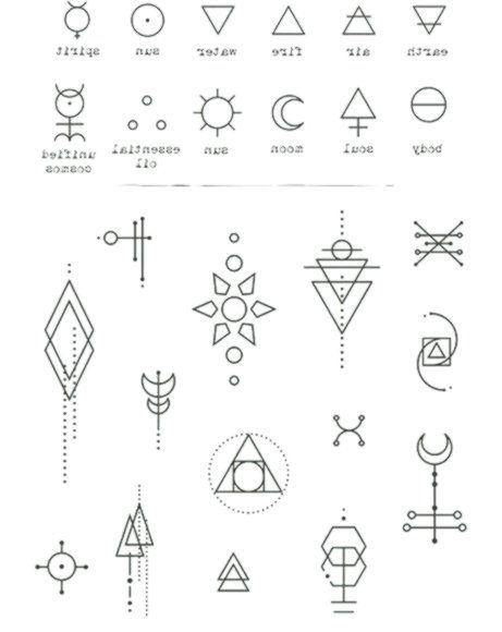 Geometric Tattoo Tatoos Geometric Tatoos Tattoo Symbolic Tattoos Geometric Tattoo Tattoos