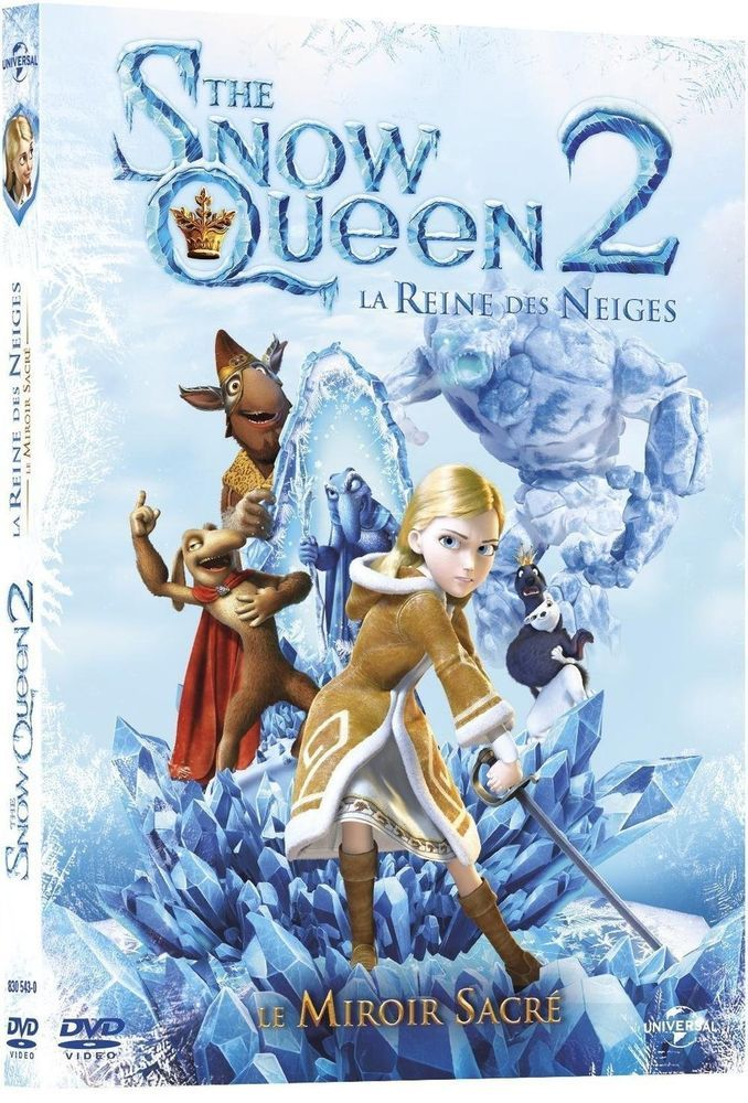 The Snow Queen 2, La Reine des Neiges Le Miroir Sacré