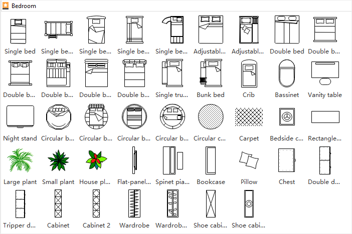 Floor Plan Symbols In 2021 Floor Plan Symbols Blueprint Symbols Architecture Symbols